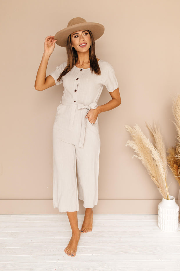 Alaska Grey Jumpsuit