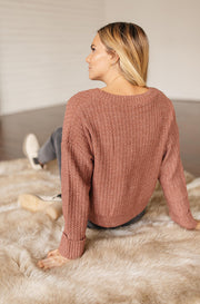 Slow Dance Sweater