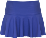 Ruffle Skirt - Royal Blue - FINAL SALE - DM Fashion