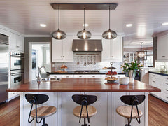 Pendants Lights to Design a Pinterest-Worthy Kitchen Island