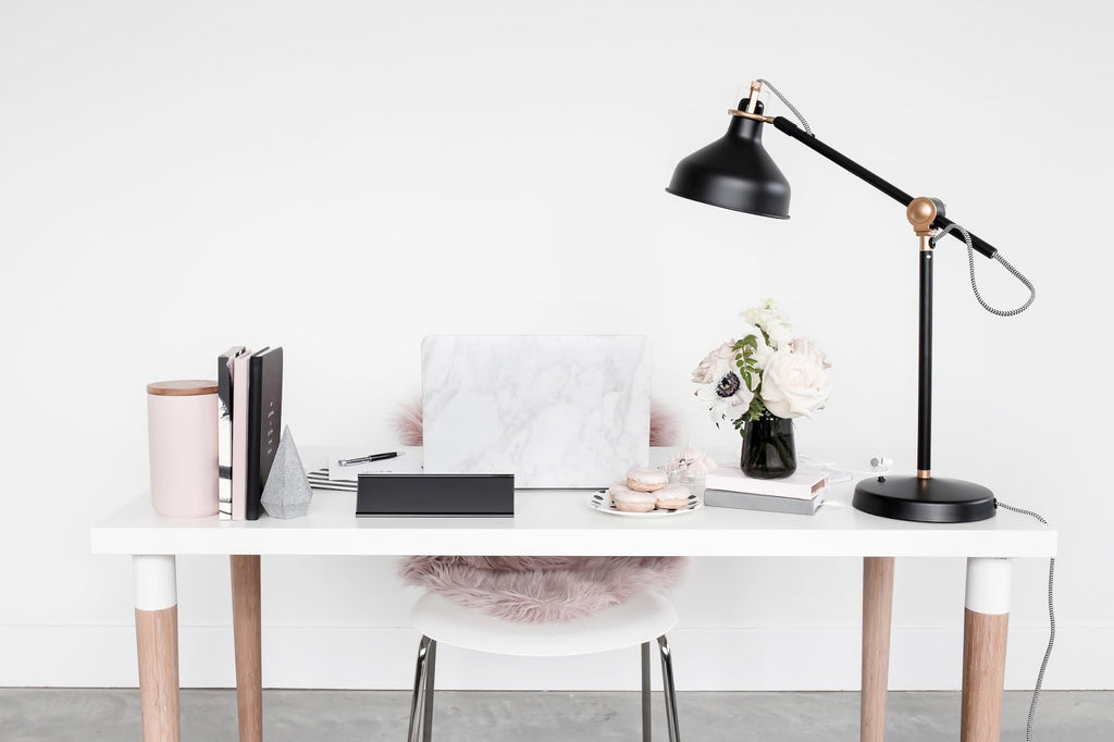 Light it Right: Your Guide to Proper Desk Lighting