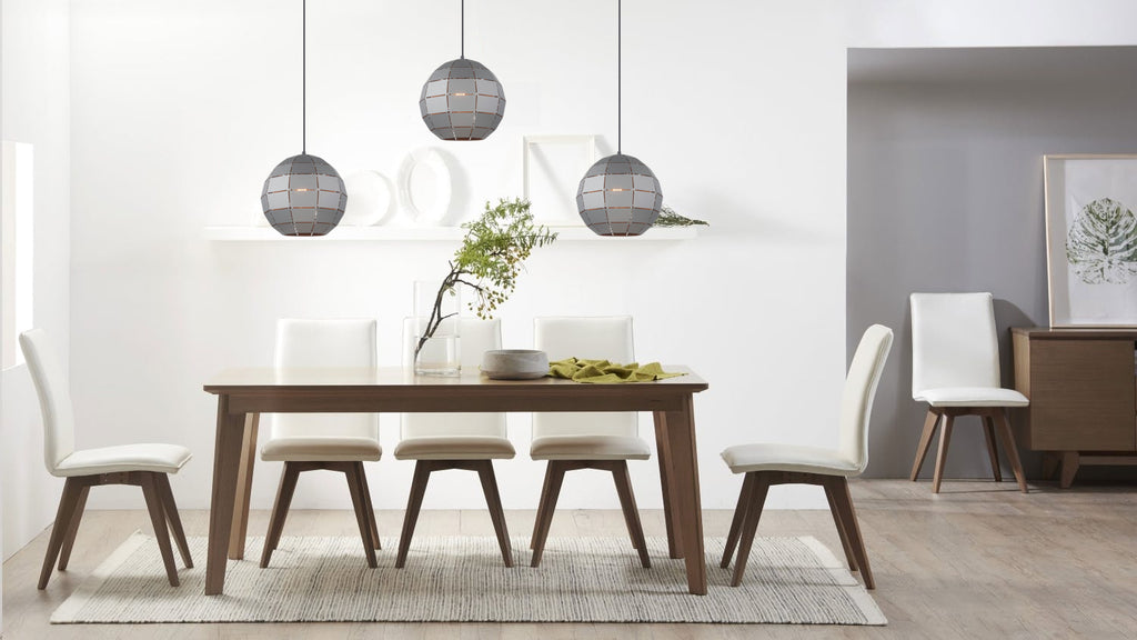 Aerian Pendant Lamp for Dining Room Lighting | Dining Table Hanging Light | Buy Lighting Online India