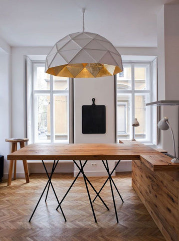 Oversized Pendant Lamp
