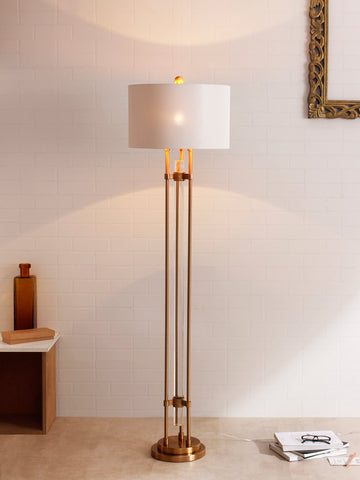 Luxury Floor Lamp for Living Room | Buy Modern Floor Lamps Online India