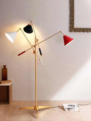 Floor Lamp for Living Room by Jainsons Emporio | Buy Modern Floor Lamps Online India