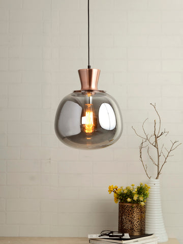 Jones Smoky Pendant Lamp | Buy Luxury Hanging Lights Online India