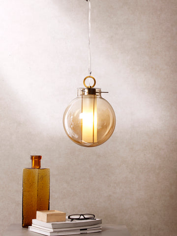 Pendant lamps buy pendant lights online in india at best prices everly large glass pendant lamp buy luxury hanging lights online india aloadofball Choice Image