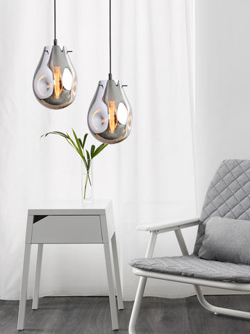 Soap Silver pendants Light - Jainsons Emporio
