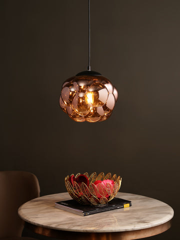 Bubble Silver Pendant Lamp | Buy Tom Dixon Hanging Lights Online India