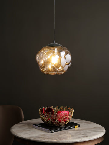 Bubbles Silver Pendant Lamp | Buy Tom Dixon Hanging Lights Online India