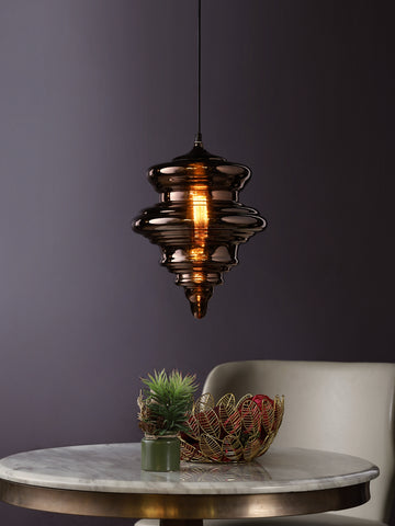 Cavan | Buy Glass Hanging Lights Online in India | Jainsons Emporio Lights