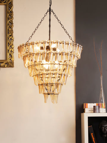 Glass Rack Designer Chandelier | Buy Luxury Chandeliers Online India