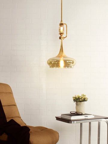 Odell Gold  Ceiling Light | Buy Antique Ceiling Lights Online India