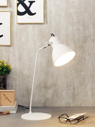 Pareo White Desk Lamps | Buy Modern Desk Lamps Online India