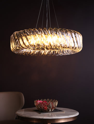 Coiler| Buy Chandelier Online in India | Jainsons Emporio Lights