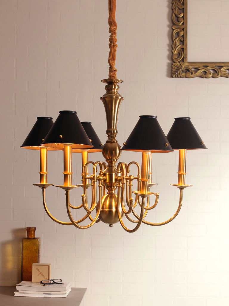 Jasper 6 light traditional chandelier buy luxury chandeliers jasper 6 light traditional chandelier buy luxury chandeliers online india arubaitofo Image collections
