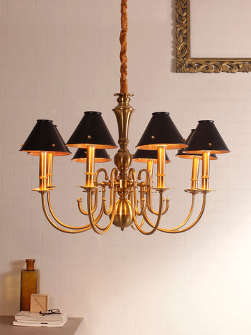 Jasper 8-Light Traditional Chandelier | Buy Luxury Chandeliers Online India
