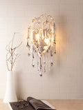 Avery Crystal Wall Lamp | Buy Modern Wall Light Online India