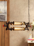 Rover 4-Lamp Industrial Pendant Light | Buy Luxury Hanging Lights Online India