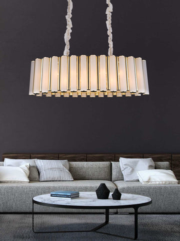 Willow Oval Chandelier | Buy Modern Chandeliers Online India
