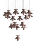 Arnel 16-Lamp | Buy LED Chandeliers Online in India | Jainsons Emporio Lights