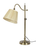 Clark White Gold Desk Lamps | Buy Modern Desk Lamps Online India