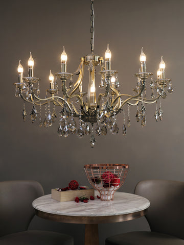 Alfred | Buy Luxury Chandeliers Online in India | Jainsons Emporio Lights