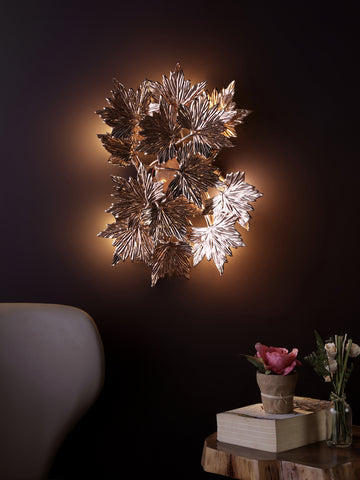 Maple Leaf | Buy Wall Lights Online in India | Jainsons Emporio Lights