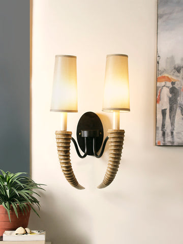 Credent Contemporary Wall Lamp| Buy Luxury Wall Lights Online India