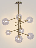 Bentley 8-Lamp | Buy LED Chandeliers Online in India | Jainsons Emporio Lights