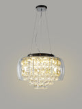 Tora Crystal LED Hanging Light | Buy Modern Crystal LED Ceiling Lights Online India