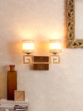 Renne Double Wall Light | Buy Luxury Wall Lights Online India