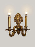 Arabel Gold  Wall Light| Buy Traditional Wall Lights Online India