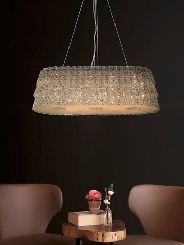 Calista | Buy Chandelier Online in India | Jainsons Emporio Lights