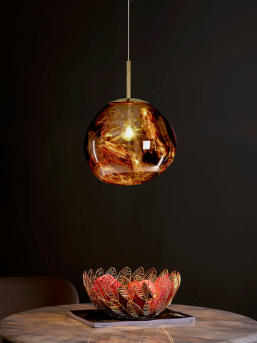 Melt Gold | Buy LED Hanging Lights Online in India | Jainsons Emporio Lights