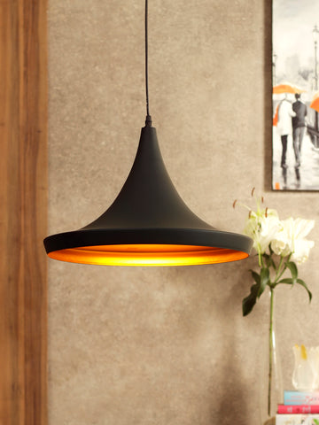 Jainsons Sylvia Wide Modern Pendant Light | Buy Luxury Hanging Lights Online India