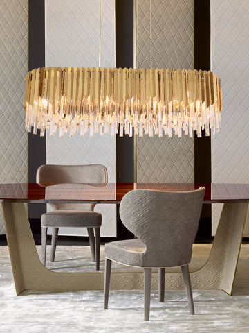 Julian Gold Chandelier | Buy Luxury Chandeliers Online India