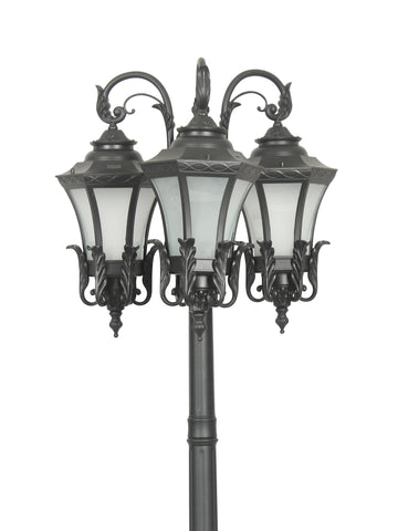 products sensor fixture dawn outdoor a light medium post item grande to dusk with