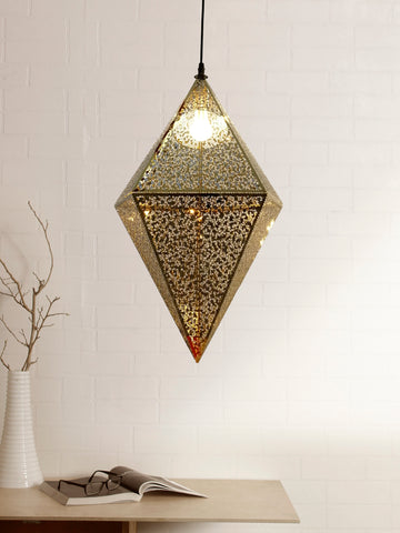 Esty Gold Pendant Lamp | Buy Luxury Hanging Lights Online India