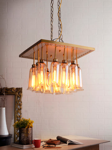 Peter Industrial Vintage Chandelier | Buy Luxury Chandeliers Online India