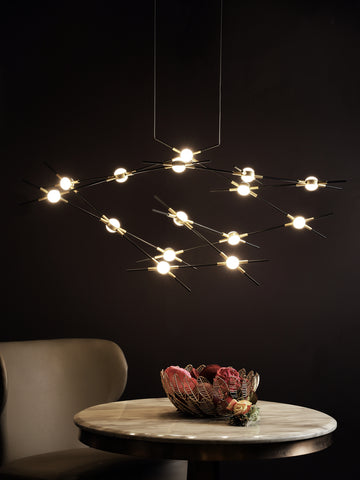 Arturo | Buy Luxury Chandeliers Online in India | Jainsons Emporio Lights