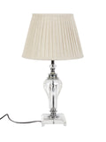Darline Crystal Table Lamp | Buy Traditional Table Lamps Online India