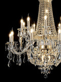 Victoria 10+10+10 | Buy Crystal Chandelier Online in India | Jainsons Emporio Lights