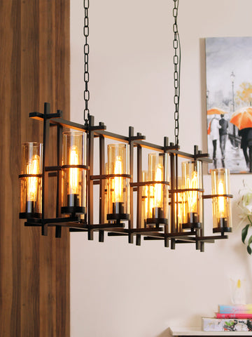 Bravis 10-Lamp Vintage Chandelier | Buy Luxury Chandeliers Online India