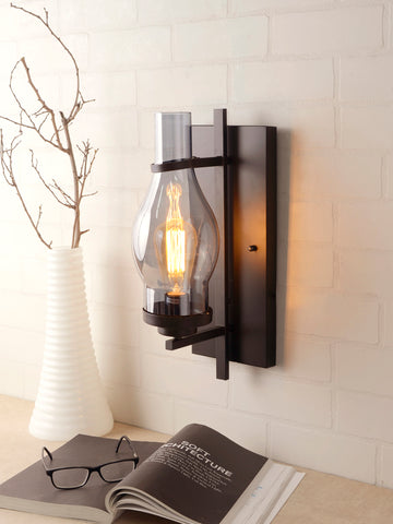 Haris Industrial Wall Lamp | Buy Modern Wall Light Online India