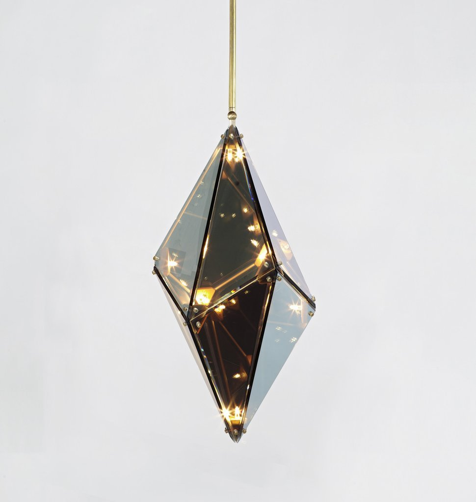 Hedron Luxury Pendant Lamp