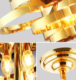 Axel Gold Hanging Light | Buy Modern Ceiling Lights Online India