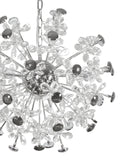 Starburst Crystal Chandelier | Buy Vrystal Chandeliers Online India