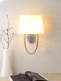 Phil Silver White Wall Lamp | Buy Modern Wall Light Online India