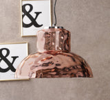 Trumple-Copper Pendant Lamp | Buy Luxury Hanging Lights Online India